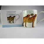 **Discontinued** Cheetah Mug
