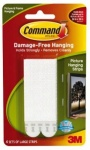 3M Command Large Picture Strips (17206)