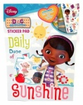 **Discontinued** Doc Mcstuffins Sticker Pad