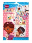 **Discontinued** Doc Mcstuffins Sticker Paradise