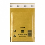 Mail Lite Padded Envelopes Size A - Gold