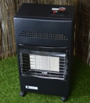 Blackspur 4.2kw Portable Gas Cabinet Heater