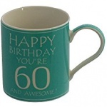 **Discontinued** Awesome Your 60 China Mug