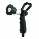 Green Blade Adjustable Fire Hose Nozzle