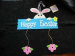 Felt Happy Easter Decoration
