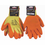 Blackspur Latex Coated Gloves