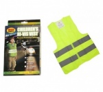 PMS Deluxe Safety Reflective Kids Waistcoat (753000)
