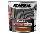 Ronseal Decking Rescue Paint Maple 2.5Ltr.