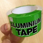 151 Adhesives ALUMINIUM FOIL TAPE 48mm x 25m (TT501)