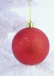 15cm APX Giant Bauble Red