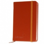 Pocket Casebound Executive Soft Feel Notebook