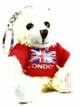 7cm Teddy Cares London T-Shirt Red