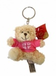 7cm London Keychain Bear