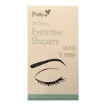 Pretty Smooth Eyebrow Shapers - 28 Strips