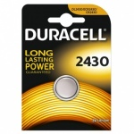Duracell DL2430 Lithium Coin Battery