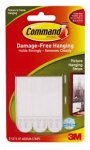 3M Command Medium Picture Hanging Strips - 3 sets (17201)