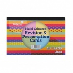 Multi-Coloured Revision & Presentation Cards