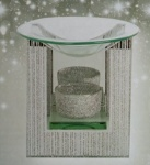 12X13 Oil Burner with Glitter