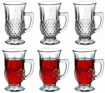 Pasabahce Istanbul Handle Glasses 6pcs