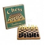 Ackerman Traditional Wooden Chess Game