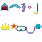10 Under The Sea Photo Props