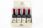 Sifcon 23.5cm Wine Bottle Shaped Gift Set