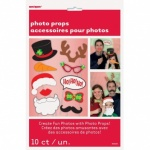 10 Hohoho Xmas Photo Prop
