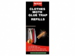Rentokil Clothes Moth Glue Trap Refills