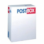 County Ex-Large Mail Box 505x410x215mm