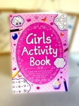 **Discontinued** Girls Activity Book