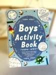 Boys Activity Book