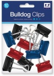 Stat - 8 Bulldog Clips