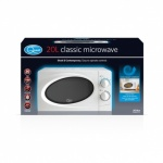 Quest 20Ltr Microwave - White 700 Watts