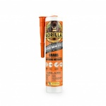 Gorilla Grab All Purpose Heavy Duty Adhesive 290ml (Gap Filling/ Paintable / Water Proof and White)