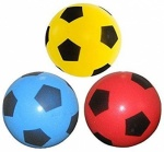 120mm Foam Ball Assorted Colours