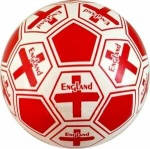 England Georges Cross Deflated Ball