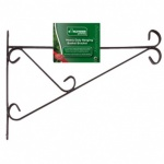 Kingfisher 16'' Heavy Duty Hanging Basket Bracket (09.05.2018)