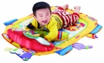 Ashley Housewares Car Game Pad Play Mat