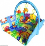 Blue Basket Play Mat