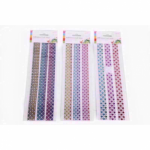 10x25cm Rainbow Strip Stickers