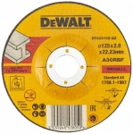 Abrasive Disc 125mm x 2.8mm x 22.23mm METAL CUTTING