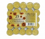 Prices Citronella Tealights Pk25