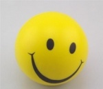 Smile Faces Stress Ball 7cm