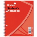 **Discontinued** Silvine A5 Pressboard Notebook 60 Leaves