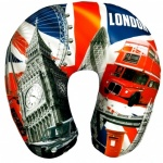 Capital London Travel Neck Pillow