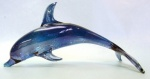 **Discontinued** Glass Dolphin