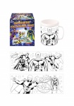 **Discontinued** Mug Colouring Super Hero