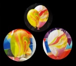 **Discontinued** Marble Balloons 15pk