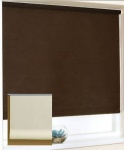 Diffusalite Fabric Roller Blinds Straight-160,Ivory-150cm