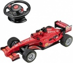Battery Operated FF Remote Controlled Formula Racer With Steering